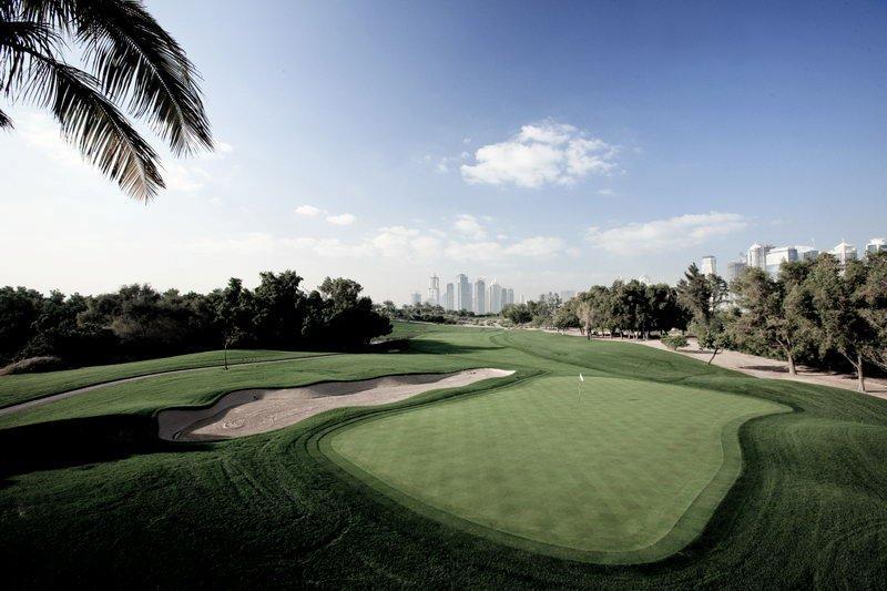 golf race to dubai